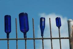 Blau Stockbild