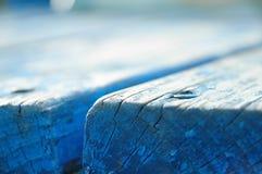 Blau als Sie Stockbilder