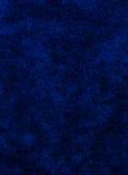 Blau auf schwarzer Beschaffenheit Stockfotografie