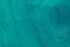 Blau gemalte Hintergrundbeschaffenheit Stockbilder