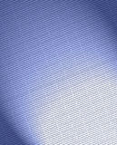 Blau-Leuchte binärer Code Stockfotos