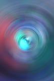 Blau-rosa unscharfer Hintergrund Stockfoto