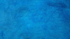 Blau und weich stockbild