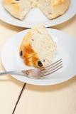 Blaubeerbrot-Kuchennachtisch Lizenzfreie Stockfotos