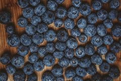 Blaubeere Stockfoto