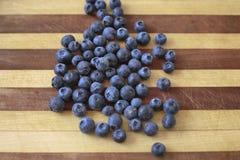 Blaubeergesunder Snack Stockbilder