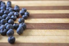 Blaubeergesunder Snack 2 Lizenzfreies Stockfoto
