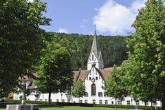Blaubeuren Abtei Lizenzfreie Stockfotos