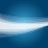 Blaue abstrakte Hintergrundtapete Stockfoto