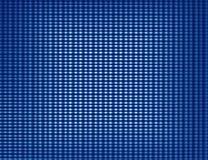 Blaue Abstraktion bewegt Hintergrundmuster wellenartig Stockfotos