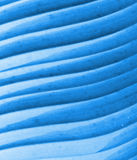 Blaue Auszugswellen Lizenzfreie Stockbilder