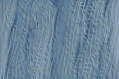 Blaue Beschaffenheit eines Rockplisseegewebes mit Streifen stockfotografie