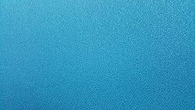 Blaue Beschaffenheit/nahe hohe blaue Gewebeoberfläche Stockfotografie
