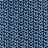 Blaue Beschaffenheit von den Schülern von menschlichen Augen Lizenzfreies Stockfoto