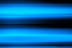 Blaue Bewegungszusammenfassung als Hintergrund Lizenzfreie Stockfotografie