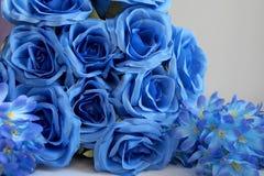 Blaue Blumen Lizenzfreies Stockfoto