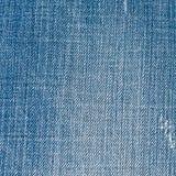 Blaue Denimbeschaffenheit Stockfotos