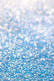 Blaue Eisbeschaffenheit Lizenzfreie Stockfotografie