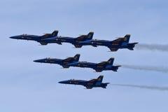 Blaue Engel Stockfotos
