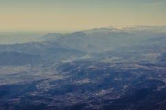 Blaue Erde Stockbild