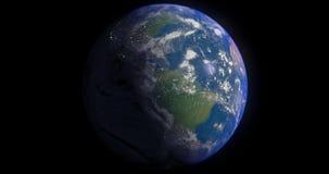 Blaue Erde Stockfotos