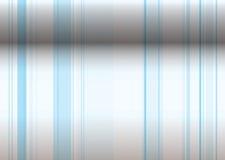 Blaue Falte Latten stock abbildung