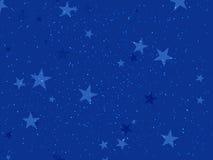 Blaue Feiertagsabdeckung Lizenzfreie Stockfotografie
