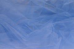 Blaue Filetarbeit Lizenzfreie Stockfotos