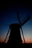 Blaue Flügel der Holländer Lizenzfreie Stockfotografie