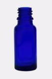 Blaue Flasche Lizenzfreies Stockfoto
