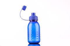 Blaue Flasche Stockfotografie
