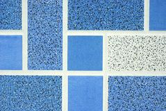 Blaue Fliesen Lizenzfreie Stockfotos