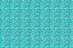 Blaue Fliesen Stockbild