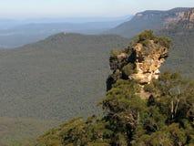 Blaue Gebirgsnationalpark, UNESCO, Australien Lizenzfreies Stockfoto