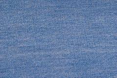 Blaue Gewebe-Beschaffenheit Stockfotografie