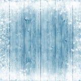 Blaue hölzerne Beschaffenheit Eis, sehr nette Farbe Abstraktes Hintergrundmuster der weißen Sterne auf dunkelroter Auslegung Lizenzfreie Stockfotos