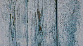 Blaue hölzerne Planken Stockbild
