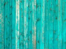Blaue Hintergrundbeschaffenheit alt gemalt Stockfoto