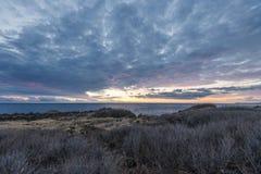 Blaue Küste Lizenzfreie Stockfotografie