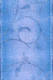 Blaue klassische Tapete lizenzfreies stockbild