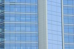 Blaue Korporation Lizenzfreie Stockbilder