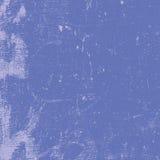 Blaue kratzige Überlagerungs-Beschaffenheit Stockbilder