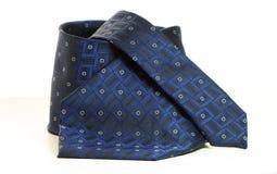 Blaue Krawatte Stockfotografie