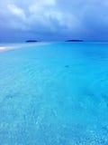 Blaue Lagune Lizenzfreie Stockfotos