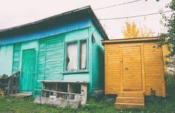 Blaue Landschaftshalle Lizenzfreie Stockbilder