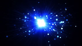 Blaue Leuchte