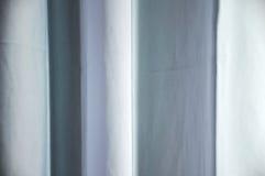 Blaue Linien abstrakten Hintergrund schattieren Lizenzfreies Stockfoto