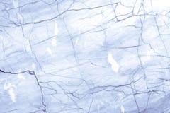 Blaue Marmorbeschaffenheit Stockfotografie
