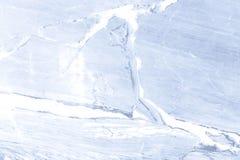 Blaue Marmorbeschaffenheit Lizenzfreies Stockbild