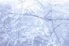 Blaue Marmorbeschaffenheit Lizenzfreies Stockfoto